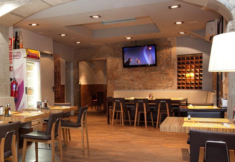 Mobiliario de restaurantes innova hotels grup for Mobiliario para restaurante